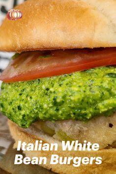 Vegan Foods, Vegan Vegetarian, Vegetarian Recipes, Vegetarian Burgers, Veggie Burgers, Vegan Bean Burger, Vegan Meat Recipe, Vegan Meatloaf, Plant Based Whole Foods
