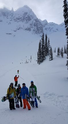 #Revelstoke Snow Rehab Canada 2016 Ski And Snowboard, Mount Everest, Skiing, Canada, Mountains, Winter, Nature, Travel, Snow