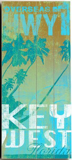 ecc2f4486c8d5 11 Best Transit Art Vintage Signs images in 2013 | Vintage beach ...