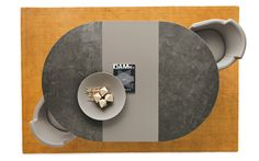 Tavolo calligaris Tivoli piano ceramica