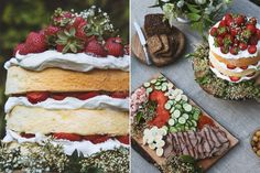 A Midsummer Celebration by HonestlyYUM Spotted SF honestlyyum Midsummer's Eve, Wedding Reception Food, Brunch Wedding, Wedding Ideas, Wedding Cake, Swedish Recipes, Strawberry Cakes, Midsummer Nights Dream, Thinking Day