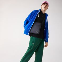 Crossover Bags, Free Online Shopping, Lacoste Men, Raincoat, Flats, Jackets, Clothes, Fashion, Shopping
