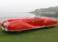 1930 Delahay-135 MS Cabriolet..... _________________________ WWW.PACKAIR.COM