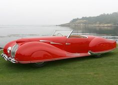 1930 Delahay - 135 MS Cabriolet