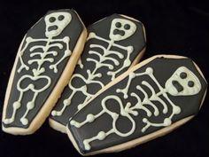 black cookie icing #cookie #icing