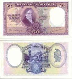 50 escudos, 1931