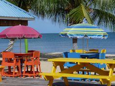 Tipsy Tuna, Placencia, Belize. Drank here haha :)
