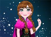 Frozen Lazy Anna Haircut