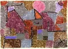 Scenery near Pasch - Paul Klee - The Athenaeum