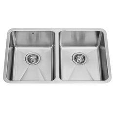 15 best kitchen sinks whoo hoo images double bowl kitchen sink rh pinterest com