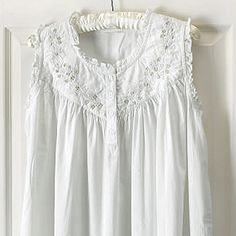 Buy Beaded Victorian Nightdress from Museum Selection.