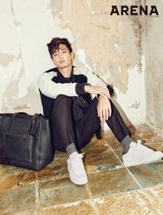 SHINee's Minho Transforms Into a Mature Man for Fall Pictorial