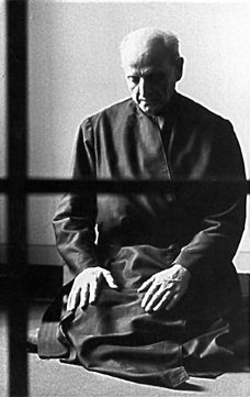 """Fall in love, stay in love, and it will decide everything""   Pedro Arrupe, SJ"
