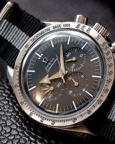 Omega Speedmaster Broad Arrow Resissue........T minus gotta have this