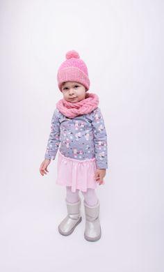 Плаття-боді для маленьких модниць