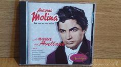 ANTONIO MOLINA. ESA VOZ ES UNA MINA. CD / PARLOPHONE - 2006. 20 TEMAS / CD DE LUJO.