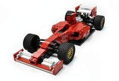 Lego Ferrari F1 2014