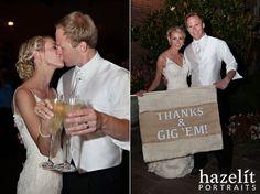 Delaney Vineyard Wedding by Hazelit Portraits Wedding Coordination by Event Elements Texas A&M Aggie Wedding