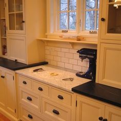 Baking Station Design, Pictures, Remodel, Decor and Ideas