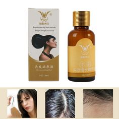 30ml Powerful Hair Growth Products Regrowth Essence Liquid Treatment Preventing Hair Loss For Men Women TF. Yesterday's price: US $2.90 (2.47 EUR). Today's price: US $2.41 (2.09 EUR). Discount: 17%.