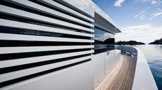 Superyacht of the Week: Tansu Yachts Alyssa - Length 24m-40m - SuperyachtTimes.com