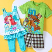 Take a look at the Toon Time: Kids Apparel event on #zulily today!