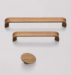 NEW: Reedsport Cabinet Knob & Drawer pulls Wooden Drawer Pulls, Kitchen Cabinet Pulls, Wooden Drawers, Wooden Cabinets, Kitchen Handles, Wooden Handles, Drawer Knobs, Knobs And Handles, Cabinet Handles