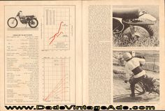 1974 Yamaha MX175-A Motocross Road Test 5-Page Article