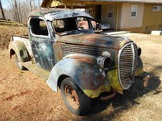 1938 Ford Truck.