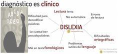 diagnóstico dislexia