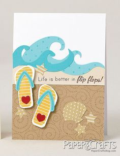 cards-summer on Pinterest | Butterfly Cards, Embossing Folder and ...
