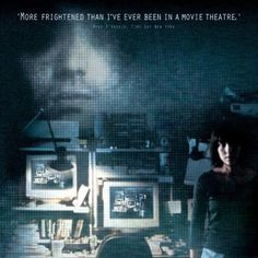 """Pulse"" AKA ""Kairo"" > 2001 > Directed by: Kiyoshi Kurosawa > Horror / Mystery / Thriller / Psychological Thriller / Psychological Horror Asian Horror Movies, Best Horror Movies, Horror Movie Posters, Horror Films, Scary Movies, Terror Movies, Film Posters, Horror Fiction, Movies 2019"