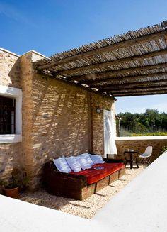 mediterraneanfeel:  Summer House in Ibiza