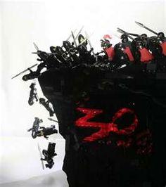 LEGO 300 #300 #movie300 #sparta #spartan #legospartan