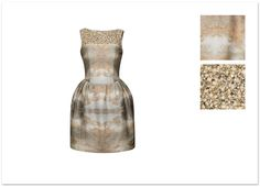 Loving this line of sustainable dresses from H  | H US