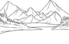 fotos de paisajes para dibujar bonitos