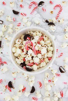 peanuts movie crafts, popcorn recipe ideas, holiday popcorn ideas