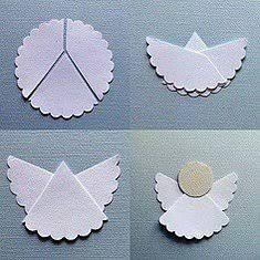 Resultado de imagen para caritas de angelitos para imprimir