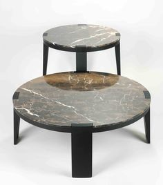 Sumo side tables - Collection Particulière