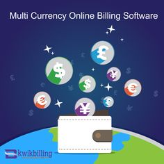 #KwikBilling - Multi Currency Online #Billing #Software -https://goo.gl/mxVSjO