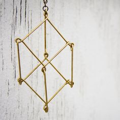 2D3D Cube Necklace from HELLBENT for $90 on Square Market