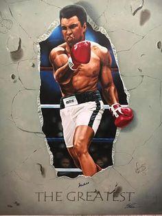 Muhammad Ali Auction, Register to Bid Today: www.payitforwardauction.com