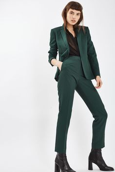 Tailored Suit Jacket - Jackets & Coats - Clothing - Topshop USA