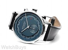 Nomos Zurich World Timer True Blue