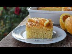 Greek Sweets, Cornbread, Vanilla Cake, Sweet Tooth, Cheesecake, Food And Drink, Sugar, Snacks, Ethnic Recipes