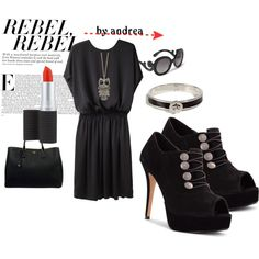 drizziebasics1, created by drizziej on Polyvore