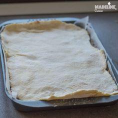 Placinta cu mere si aluat fraged/ Apple pie with tender homemade crust - Madeline's Cuisine Quince Pie, Apple Pie, Sour Cream, Yogurt, Smoothie, Homemade, Baking, Cake, Desserts