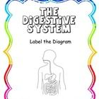 This activity can be used as assessment for students or as an addition to an interactive notebook. The diagram of the digestive system includes lab...