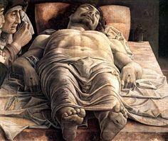 Andrea Mantegna - Cristo Morto