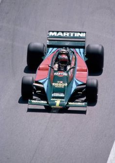 Martini F1 Pictures and Photos - Getty Images Mario Andretti, F1 Racing, Racing Team, Formula 1 Gp, Perfect Martini, Lotus F1, Ford V8, Car Pictures, Car Pics